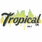 Logo da emissora Rádio Tropical 94.1 FM