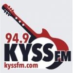 Logo da emissora KYSS 94.9 FM
