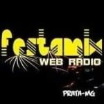 Logo da emissora Rádio Festa Mix