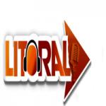 Logo da emissora Litoral Web Rádio