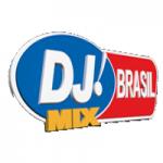 Logo da emissora Dj Mix Brasil