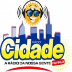 Logo da emissora Rádio Cidade 92.3 FM