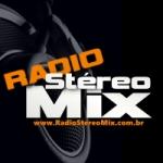 Logo da emissora Stéreo Mix
