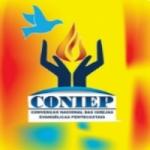 Logo da emissora Coniep