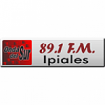 Logo da emissora Radio Ondas del Sur 89.1 FM