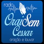Logo da emissora Rádio Orai Sem Cessar