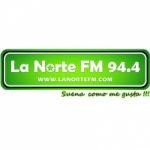 Logo da emissora Radio La Norte Bogotá 94.4 FM