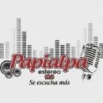 Logo da emissora Radio Papialpa Stereo 93.1 FM