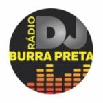 Logo da emissora Rádio DJ Burra Preta