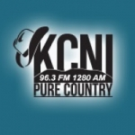 Logo da emissora Radio KCNI 1280 AM NET