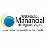 Logo da emissora Rádio Manancial de Águas Vivas