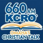 Logo da emissora Radio KCRO 660 AM