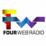 Logo da emissora Four Web Rádio