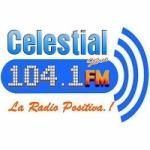 Logo da emissora Radio Celestial Estéreo 104.1 FM
