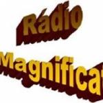 Logo da emissora Rádio Magnificat 100.5 FM
