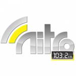 Logo da emissora Radio Nitro Stereo 103.2 FM