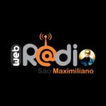 Logo da emissora São Maximiliano