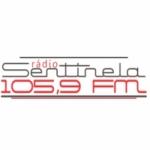 Logo da emissora Rádio Sentinela 105.9 FM