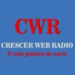 Logo da emissora Crescer Web Rádio