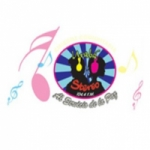 Logo da emissora Radio Urabá Stereo 104.4 FM