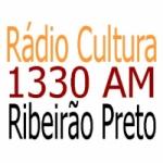 Logo da emissora Rádio Cultura 1330 AM