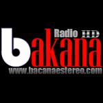 Logo da emissora Radio Bacana Estéreo HD