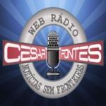 Logo da emissora Web Rádio Cesar Fontes