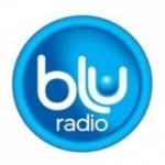 Logo da emissora Blu Radio 97.9 FM