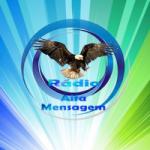 Logo da emissora Rádio Alfa Mensagem