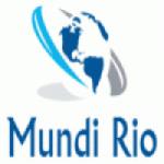 Logo da emissora Mundi Rio