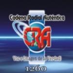 Logo da emissora Radio Auténtica 1260 AM