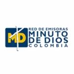 Logo da emissora Radio Minuto de Dios 107.9 FM
