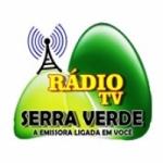 Logo da emissora Rádio e TV Serra Verde