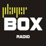 Logo da emissora Player Box Rádio