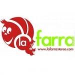 Logo da emissora Radio La Farra Stereo