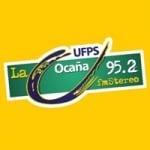 Logo da emissora Radio La UFM 95.2 FM