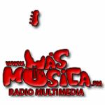 Logo da emissora Radio Más Música FM
