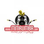 Logo da emissora Radio MM Rumba