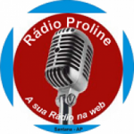 Logo da emissora Rádio Proline