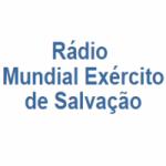 Logo da emissora Rádio Mundial Exército de Salvação