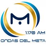 Logo da emissora Radio Ondas Del Meta 1170 AM