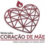 Logo da emissora Webradio Coração de Mãe