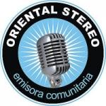 Logo da emissora Radio Oriental Stereo 105.6 FM