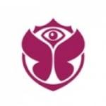 Logo da emissora Rádio Jovem Pan Web Tomorrowland