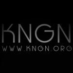 Logo da emissora KNGN 1360 AM
