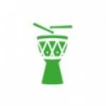 Logo da emissora Rádio Jovem Pan Web Axé Brasil