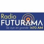 Logo da emissora Radio Futurama 1470 AM