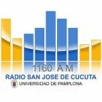 Logo da emissora Radio San José 1160 AM