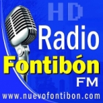 Logo da emissora Radio Fontibón FM