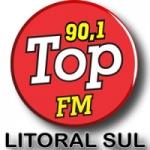 Logo da emissora Rádio Top 90.1 FM